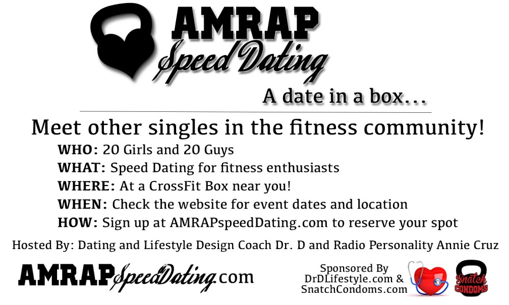 AMRAP Speed Dating
